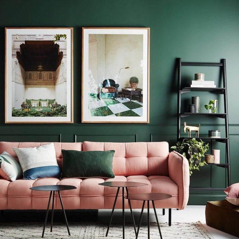 Thiết kế nội thất phong cách Retro