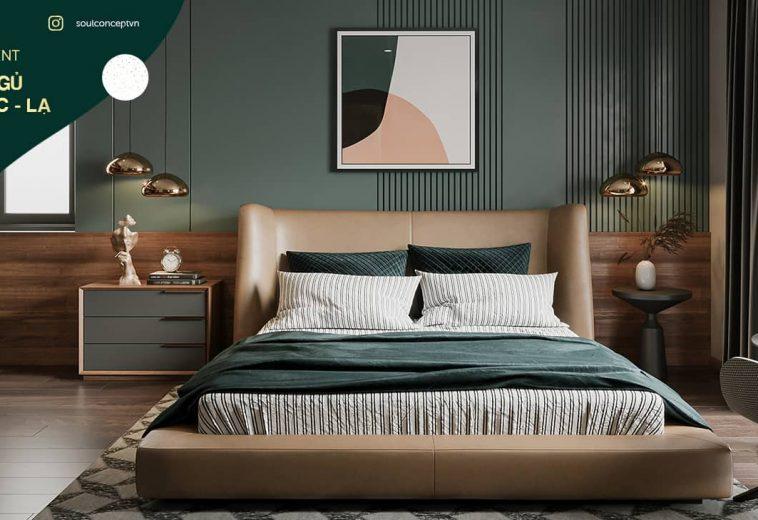 Gợi ý 101+ mẫu thiết kế nội thất phòng ngủ đẹp hiện đại