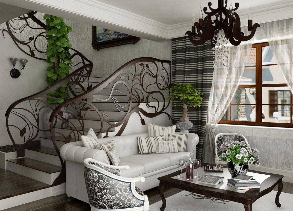 Phong cách thiết kế Art Nouveau