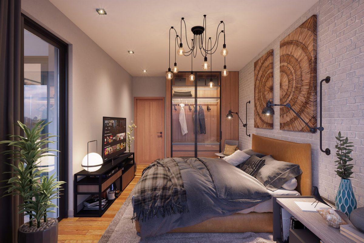 Ánh sáng là yếu tố quan trong trong thiết kế nội thất